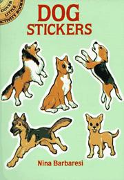 Cover of: Dog Stickers