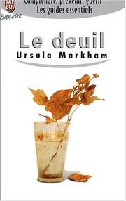 Cover of: Le Deuil
