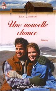 Cover of: Une nouvelle chance