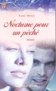 Cover of: Nocturne pour un peche