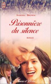 Cover of: Prisonniere du silence