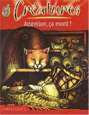 Cover of: Attention ca mord !
