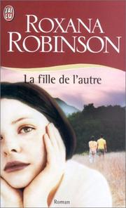 Cover of: La Fille de l'autre
