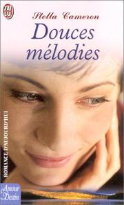 Cover of: Douces mélodies