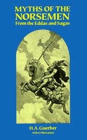 Cover of: Myths of the Norsemen