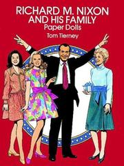Cover of: Richard M. Nixon and His Family Paper Dolls