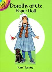 Cover of: Dorothy of Oz Paper Doll