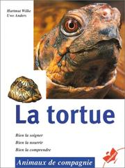Cover of: La tortue