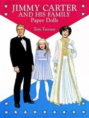 Cover of: Jimmy Carter and His Family Paper Dolls in Full Color