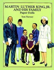 Cover of: Martin Luther King, Jr., and His Family