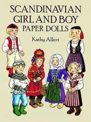 Cover of: Scandinavian Girl and Boy Paper Dolls