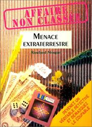 Cover of: Menace extraterrestre