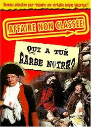 Cover of: Qui a tué Barbe-Noire ?