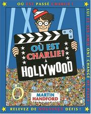 Cover of: Où est Charlie ? À Hollywood