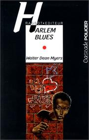 Cover of: Harlem blues