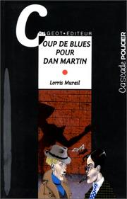Cover of: Coup de blues pour Dan Martin