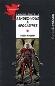 Cover of: Rendez-vous à Apocalypse