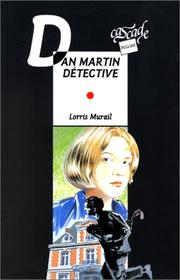 Cover of: Dan Martin détective