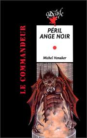 Cover of: Péril ange noir