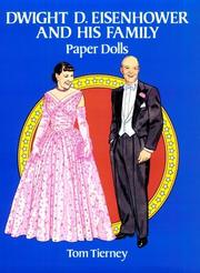 Cover of: Dwight D. Eisenhower and His Family Paper Dolls