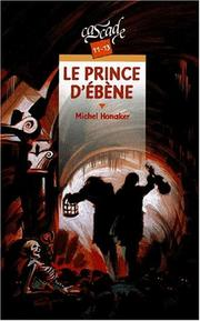 Cover of: Le Prince d'ébène