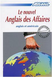 Cover of: Nouvel Anglals Des Affaires/English for the Business World |