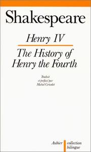 Cover of: Henry IV