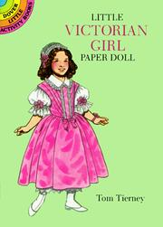 Cover of: Little Victorian Girl Paper Doll