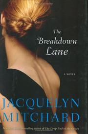 Cover of: The breakdown lane