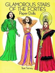 Cover of: Glamorous Stars of the Forties Paper Dolls