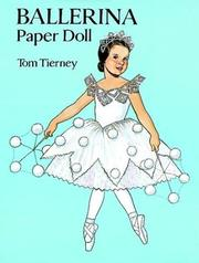 Cover of: Ballerina Paper Doll