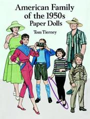 Cover of: American Family of the 1950s Paper Dolls