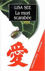 Cover of: La mort scarabée