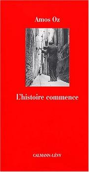 Cover of: L'histoire commence
