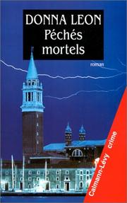 Cover of: Péchés mortels