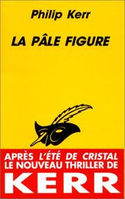 Cover of: La pâle figure