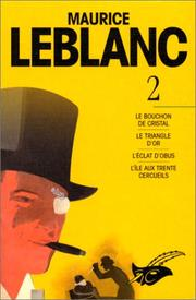 Cover of: Maurice Leblanc. 2