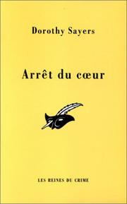 Cover of: Arrêt du coeur