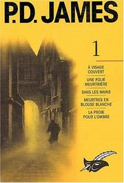 Cover of: James P.D, l'intégrales tome 1
