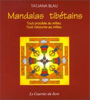 Cover of: Mandalas tibétains