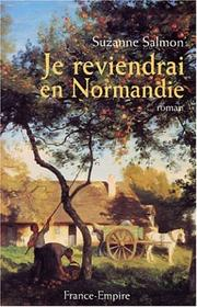 Cover of: Je reviendrai en Normandie