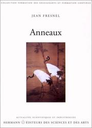 Cover of: Anneaux