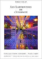 Cover of: Les labyrinthes de l'éternité