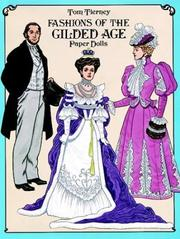 Cover of: Fashions of the Gilded Age Paper Dolls