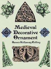 Cover of: Medieval decorative ornament