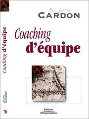 Cover of: Coaching d'équipe