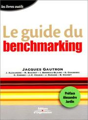 Cover of: Le Guide du Benchmarking