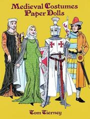 Cover of: Medieval Costumes Paper Dolls (History of Costume)