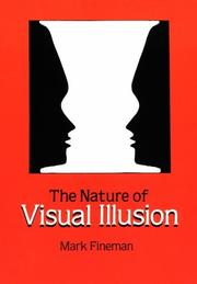 Cover of: The nature of visual illusion