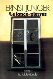 Cover of: Le Lance-pierres